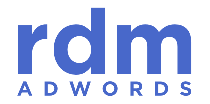 Logo de RDM Adwords